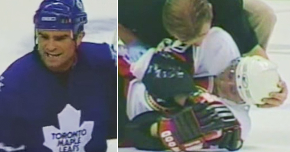 The Leafs New Video Coach Used To Have The Most Bizarre Job With Another Nhl Franchise The Hockey Beast