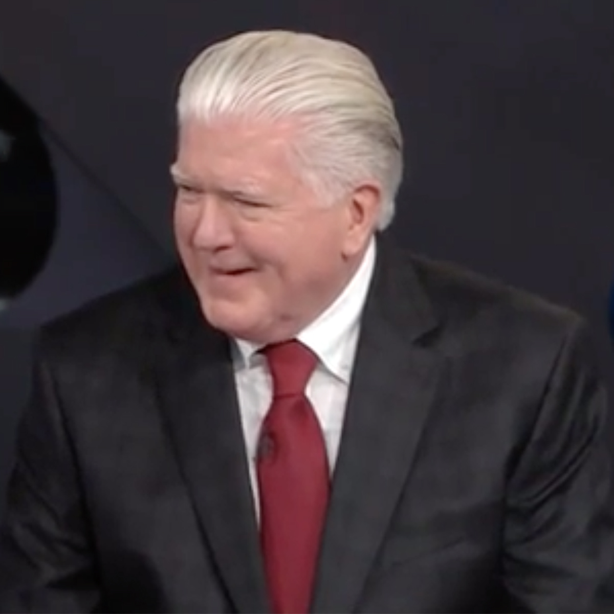 Brian Burke tells the awesome story from the NHL Draft 2012.